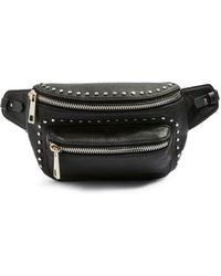 TOPSHOP - Branden Chain Belt Bag - Lyst