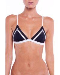 Rhythm - Pipeline Bikini Top - Lyst