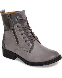 Comfortiva - Sarango Lace-up Boot - Lyst