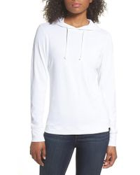 The North Face - Shade Me Hooded Top - Lyst