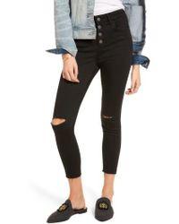 Treasure & Bond - High Waist Skinny Jeans - Lyst