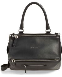 Givenchy - 'medium Pandora' Sugar Leather Satchel - - Lyst