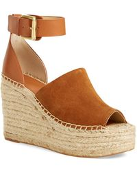 Marc Fisher - Adalyn Espadrille Wedge Sandals - Lyst