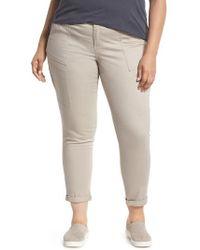 Wit & Wisdom - Flex-ellent Stretch Cotton Cargo Pants - Lyst