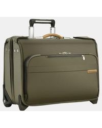 Briggs & Riley | 'baseline' Rolling Carry-on Garment Bag | Lyst