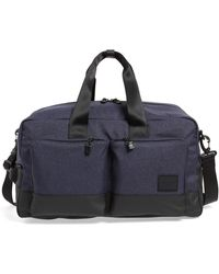 Lyst - Cole Haan Washington Grand City Duffel Bag - in Black for Men ded476968ab42
