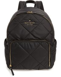 Kate Spade - Watson Lane - Baby Hartley Quilted Nylon Backpack - - Lyst