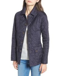 Barbour - 'beadnell - Summer' Quilted Jacket - Lyst