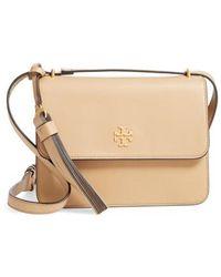 Tory Burch | Brooke Leather Crossbody Bag | Lyst