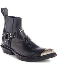 Balenciaga - Santiago Harness Boot - Lyst