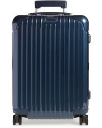 Rimowa Salsa Deluxe 22 Inch Cabin Multiwheel Carry-on