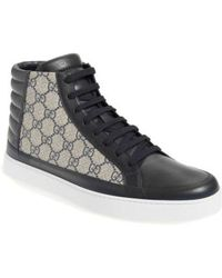 Gucci | 'Common' High-top Sneaker | Lyst
