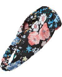Cara - Floral Head Wrap - Lyst