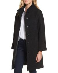 Vince Camuto - Car Coat - Lyst