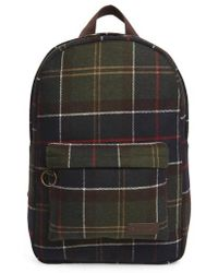 Barbour - Carrbridge Backpack - Lyst