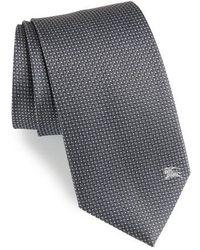 Burberry - Clinton Silk Tie - Lyst
