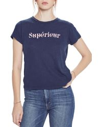 Mother - The Sinful Superieur Tee - Lyst