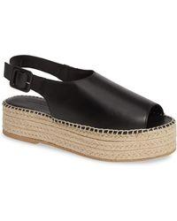 d5dc2639be00 Vagabond - Shoemakers Celeste Platform Slingback Sandal - Lyst