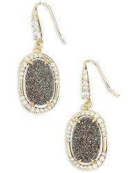 Melinda Maria - Kathy Drop Earrings - Lyst