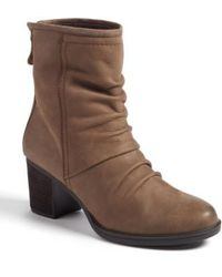 Cobb Hill - Natashya Slouchy Block Heel Bootie - Lyst
