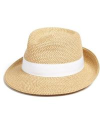 Eric Javits - 'classic' Squishee Packable Fedora Sun Hat - - Lyst