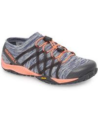 Merrell - Trail Glove 4 Knit Running Shoe - Lyst