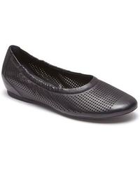 Rockport - Total Motion Luxe Flat - Lyst