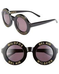 Wildfox - 'bel Air' 44mm Sunglasses - - Lyst