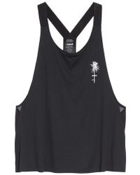 Hurley - Quick Dry Mesh Cover-up Tank - Lyst