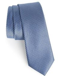 Calibrate - Anser Solid Silk Tie - Lyst