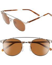fd85091402 Lyst - Lgr Amref 52mm Sunglasses - in Gray for Men
