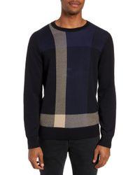 Rag & Bone - Marshall Crewneck Sweater - Lyst