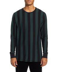Zanerobe - Flintlock Stripe T-shirt - Lyst