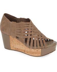 5ac78c2e300 Lyst - Chocolat Blu Scarlett Block Heel Sandal in Black