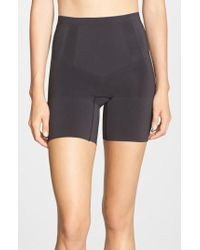 Spanx - Spanx Oncore Mid Thigh Shorts - Lyst