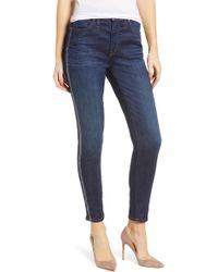 Caslon - Caslon Sierra High Waist Ankle Skinny Jeans - Lyst