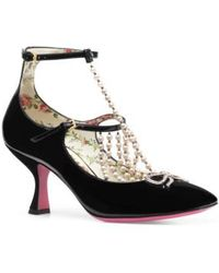 Gucci | Taide Embellished Pump | Lyst