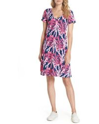 Lilly Pulitzer - Lilly Pulitzer Jessica A-line Dress - Lyst