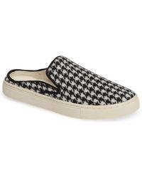 Billabong - Carefree Faux Fur Mule Sneaker - Lyst