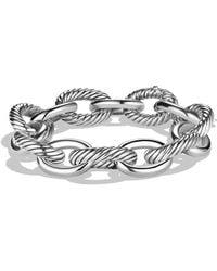 David Yurman Oval Extra-large Link Bracelet