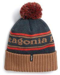 Patagonia - 'powder Down' Beanie - Lyst