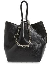 Alexander Wang - Small Roxy Leather Tote Bag - - Lyst