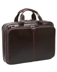 Johnston & Murphy - Leather Briefcase - Lyst
