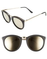 Le Specs - No Smirking Limited 50mm Sunglasses - - Lyst