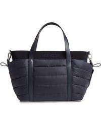 Moncler - Nylon Diaper Bag - - Lyst