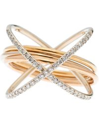 Charlotte Chesnais - Xxo Diamond Ring - Lyst