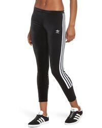 adidas - Originals Velvet Leggings - Lyst