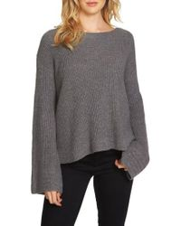 1.STATE   Bell Sleeve Sweater   Lyst