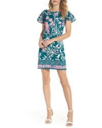 Lilly Pulitzer - Lilly Pulitzer Marah Shift Dress - Lyst