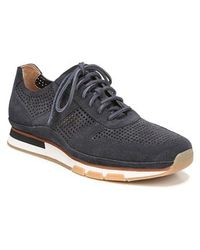 Vince - Larson Perforated Sneaker - Lyst